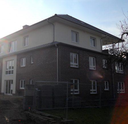 Ansicht Haus Vorne