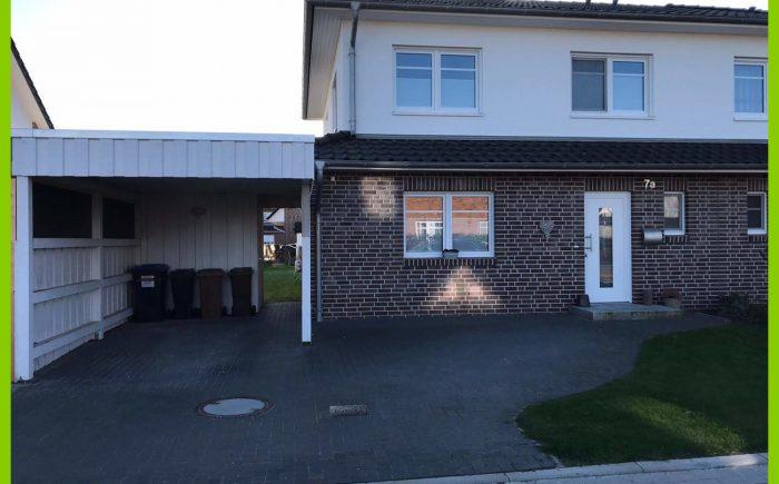 Haus und Carport