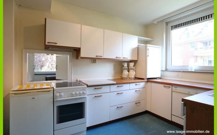 Küche oben
