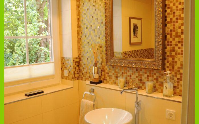 Das elegante Gäste-WC